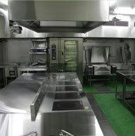 クリナップの業務用厨房機器