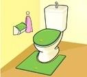 平屋建てトイレ